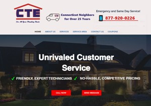 CTE Testimonial on behalf of Plumbers Digital
